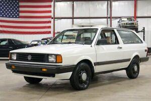 1989 Volkswagen Fox GL