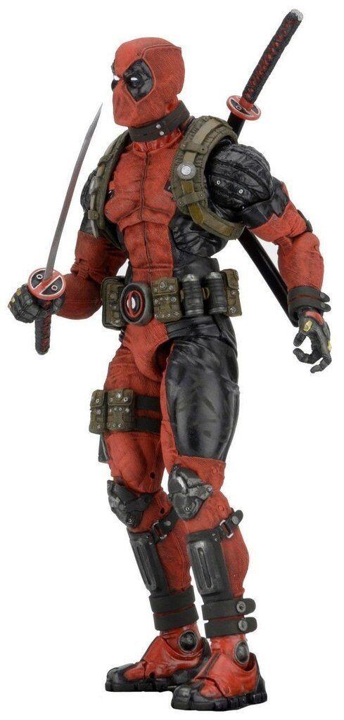 DEADPOOL - Deadpool  1 4 Scale Action Figure (NECA)  nouveau  100% livraison gratuite