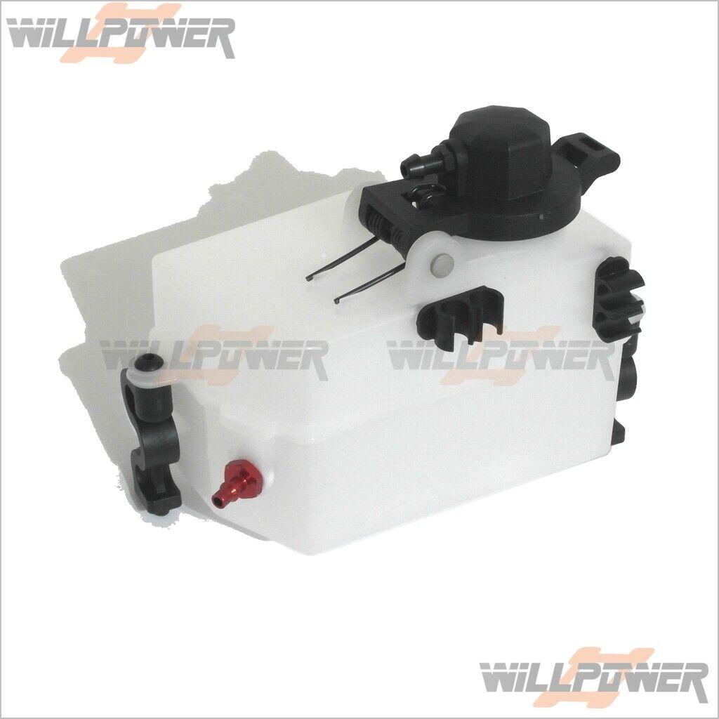 S-Workz S35//S350 Series Floating Fuel Filter System Tank SWX-210033B FOX8 1//18