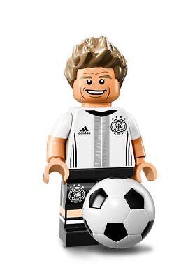 """drei ungeöffnete Tüten LEGO® Minifiguren 71014 """"DFB Die Mannschaft"""""""