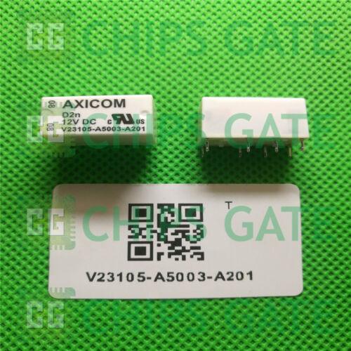 DIP 4PCS Nouveau V23105-A5003-A201 AXICOM 15