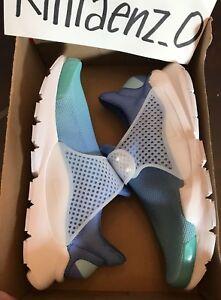 7e549d1a Nike Sock Dart BR Womens 896446-400 Still Glacier Blue Running Shoes ...