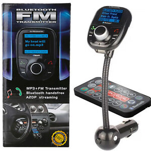 bluetooth auto car fm transmitter mp3 player. Black Bedroom Furniture Sets. Home Design Ideas