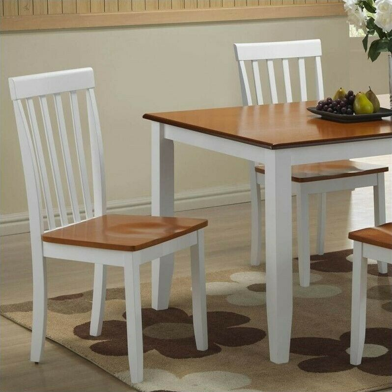 Boraam Delano Water Hyacinth Dining Chair Set Of 2 For Sale Online Ebay