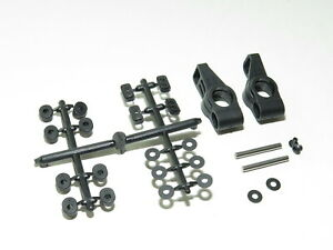 TKR6502 TEKNO EB410.2 BUGGY REAR HUBS WITH PINS