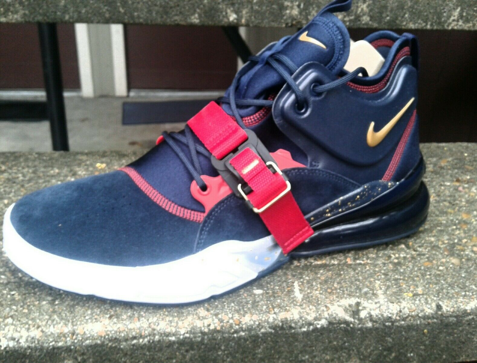 Nike air force 270 Olympic sz 12