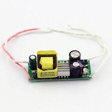 1X 9-12*1w 9w 10w 12w Led Lamp Driver Power Adapter AC 85-265V  Heat Sink