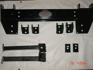 Details About New 99 Chevy Gm 1500 Unimount Western Plow Mount Uni Hitch Bracket Cheverolet