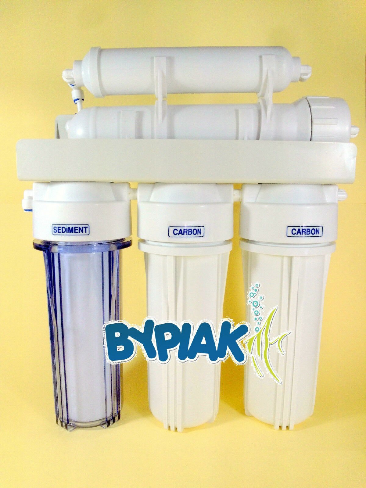 5 Stage Reverse Osmosis Mineralizing Water Filter 50GPD