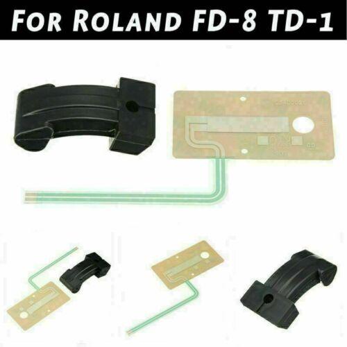 Sheet Sensor Actuator Circuit Pedal Rubber Kit Set für Roland FD8 TD1 Zubehör