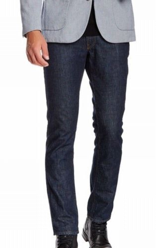 Bonobos Men's Straight Fit Denim bluee Jeans Size 33,34,35,36,38  ST1