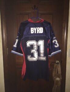 Details about Mens Reebok Sz 52 (XL) JAIRUS BYRD Buffalo Bills NFL Football Jersey ~ Sewn