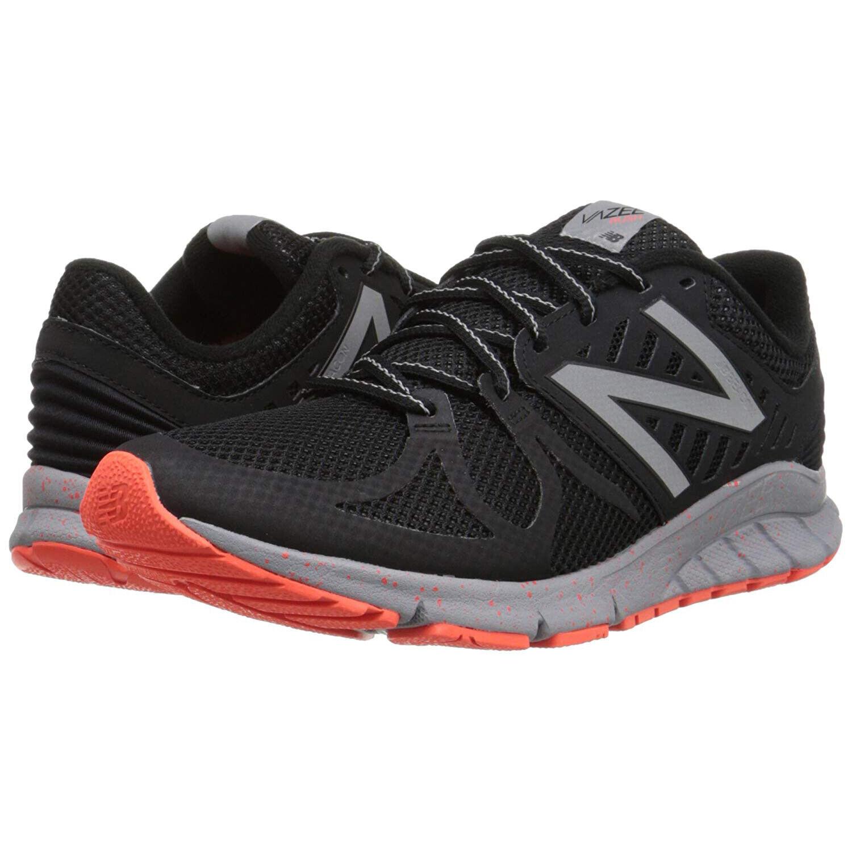 New Balance Men's Fashion Sneakers Rush Black Flame MRUSHPB