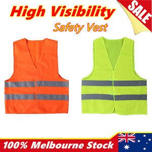 Safety-Vest-hi-vis-workwear-Reflective-Tape-Work-Jacket-High-Visibility-Yellow