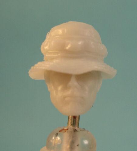 """MH311 Custom Cast sculpter Partie Mâle Tête Cast pour utilisation avec 3.75/"""" figurines"""