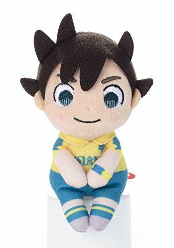Rilakkuma Korilakkuma meets Chai Roy Cougma Plush Doll MR97901 Japan