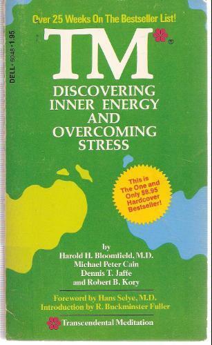 TM - Discovering Inner Energy & Overcoming Stress