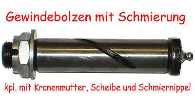 Stift Bolzen Steckbolzen Sicherungsbolzen pin Atlas 404 Minibagger 1967431 6107
