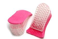 FreshGadgetz ROSE GEL DI SILICE inserti di scarpe 4-strato di sollevamento del tallone