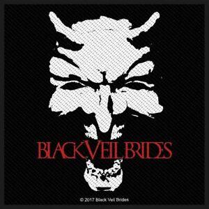 Black-Veil-Brides-Devil-Patch-Official-Metal-Rock-Band-Merch-New
