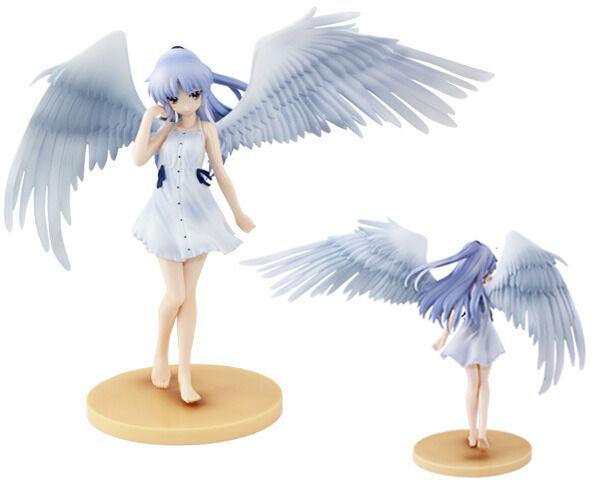 "Cutie Angel Beats Tenshi 17cm/6.8"" 1/8 Scale Painted PVC Figure No Box"
