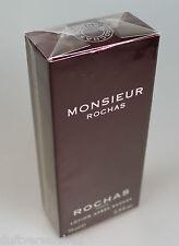 MONSIEUR ROCHAS 75 ML After Shave Lozione NUOVO/PELLICOLA