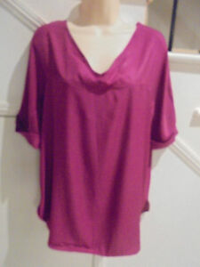 HARVEY-WHO-SIZE-14-BURGUNDY-TOP-039-PERFECT-039