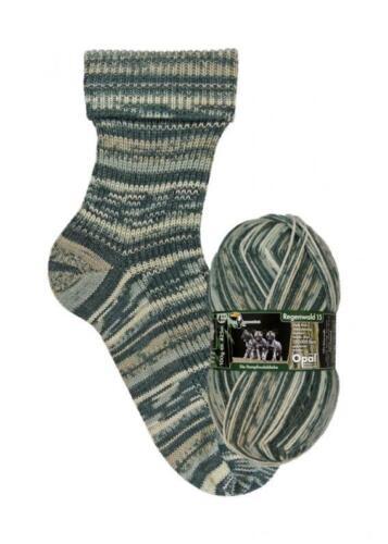 Opal Sockenwolle Regenwald 15 4fädig