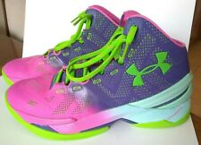 c6caa425a487 item 2 UNDER ARMOUR Curry 2 Northern Lights Christmas purple pink men size  9.5 1259007 -UNDER ARMOUR Curry 2 Northern Lights Christmas purple pink men  size ...