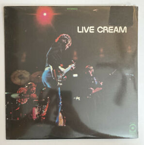 Cream-Live-Cream-Factory-SEALED-1970-US-1st-Press-ATCO-SD-33-328