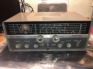 HALLICRAFTERS  RADIO RECEIVER MODEL S -108