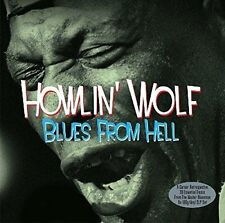 Howlin' Wolf Blues From Hell  LP  Vinyl 180g 2 LP Gatefold 28 Essential Tracks