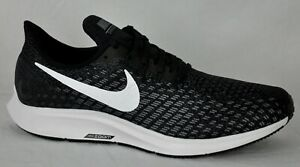 huge discount 2eba3 90311 Details about Nike Mens Air Zoom Pegasus 35 4E Shoes 942854 001 Black  Gunsmk Oil Grey Sz 10