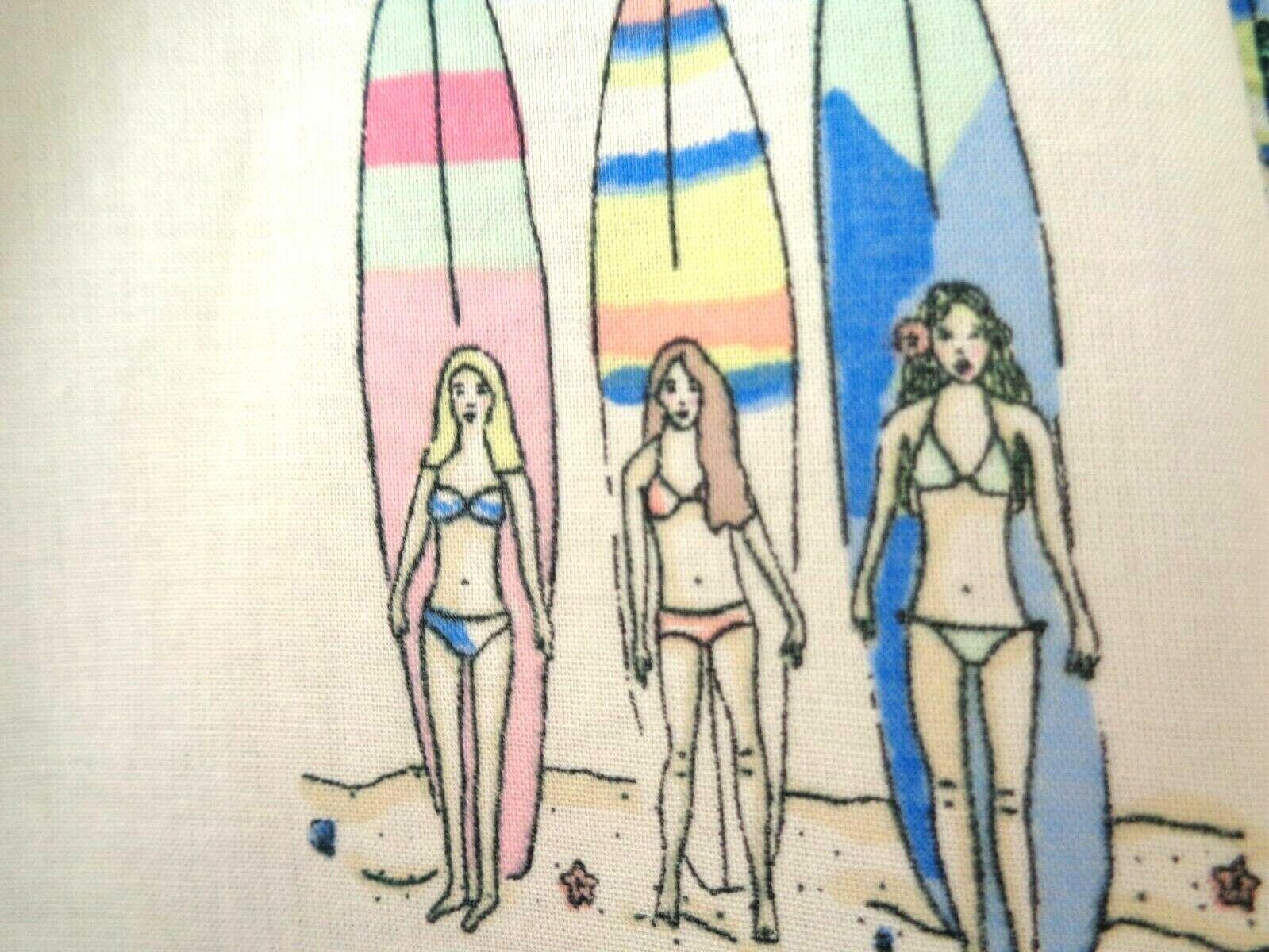 Victoria's Secret Beach/Surf Design Women's Top O… - image 6