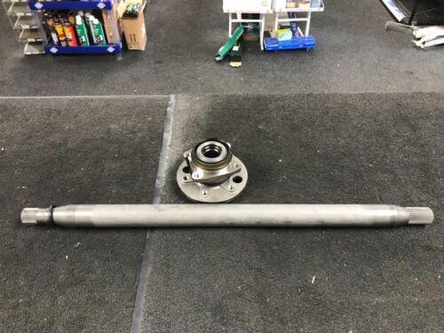 Pour Sprinter 906 VW Crafter essieu arrière gauche moitié drive shaft portant 890mm 30t