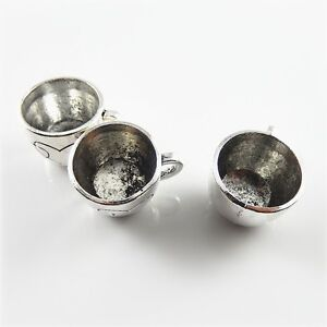 Wholesale-10pcs-Antique-Silver-Alloy-Cofffee-Cups-Look-Pendants-Charms-Findings
