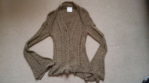 63013bb9aeae Delphine Size Small Wilson Cardigan Knitted rwaXrBH