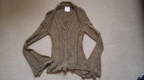 Delphine Size Small Wilson Cardigan Knitted rwaXrBH c3b6dba1f74