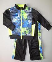 Reebok® Boys 2t, 3t Cityscape Zip-up Jacket & Sweatpants Set