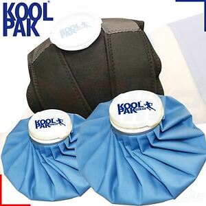 Image Is Loading Koolpak Ice Bag Small Medium Large Compress Cold