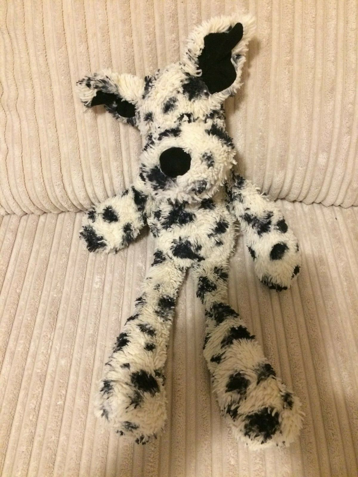 MERRYDAY  DALMATION   JELLYCAT SOFT TOY
