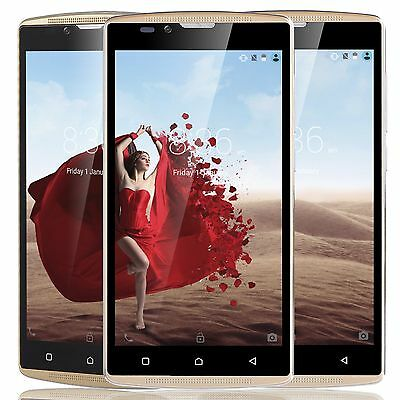 "XGODY X14 5""inch unlocked Android phone 8GB  Mobile Phone 4 Quad Core 5MP 2 SIM"