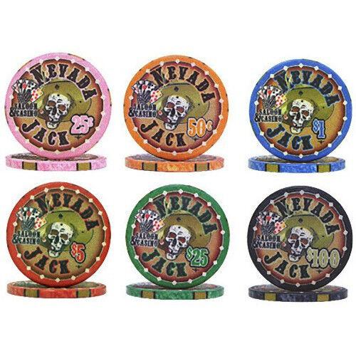 Sample pack fFiches Ceramica Nevada Jack