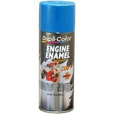 Duplicolor DE1631 Engine Enamel Paint, Chrysler Corp Blue, 12 Oz Can