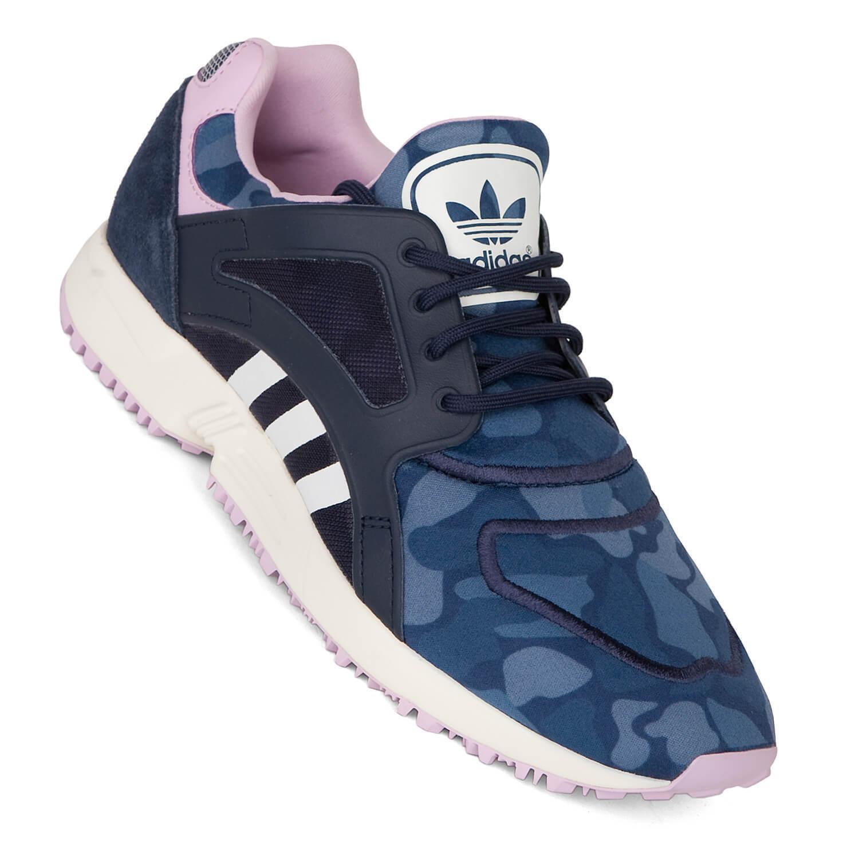 Adidas Racer Lite Damen Sneaker navy camouflage
