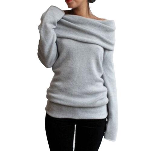 Damen Casual Langarm Pile Collar Hoodie Sweats Locker Sweatshirts Pullovers 3XL
