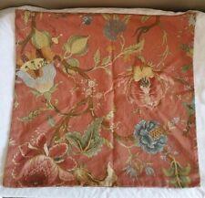Pottery Barn Older Pillow Cover Cotton Linen