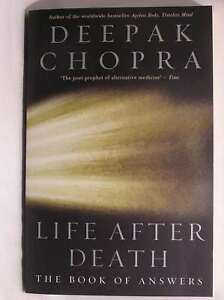 Life After Death The Book of Answers Chopra Dr Deepak Excellent Book - Dundee, United Kingdom - Life After Death The Book of Answers Chopra Dr Deepak Excellent Book - Dundee, United Kingdom