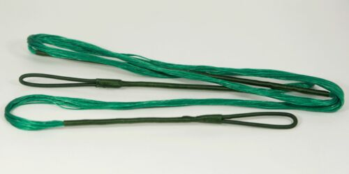 """67/"""" 8125G Green Recurve Bowstring by 60X Custom Strings Bow Traditional Olympic"""
