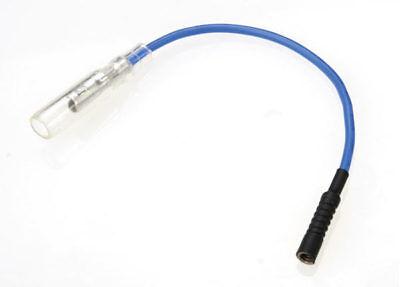 Lead wire, glow plug (blue) (EZ-Start and EZ-Start 2) Z-TRX4581